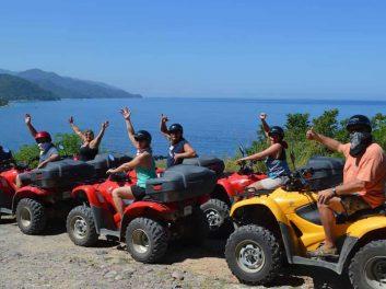 Coast ATV Tour Puerto Vallarta