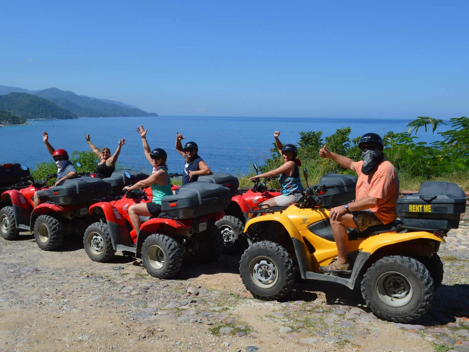 Estigo Tours ATV Tour in Puerto Vallarta