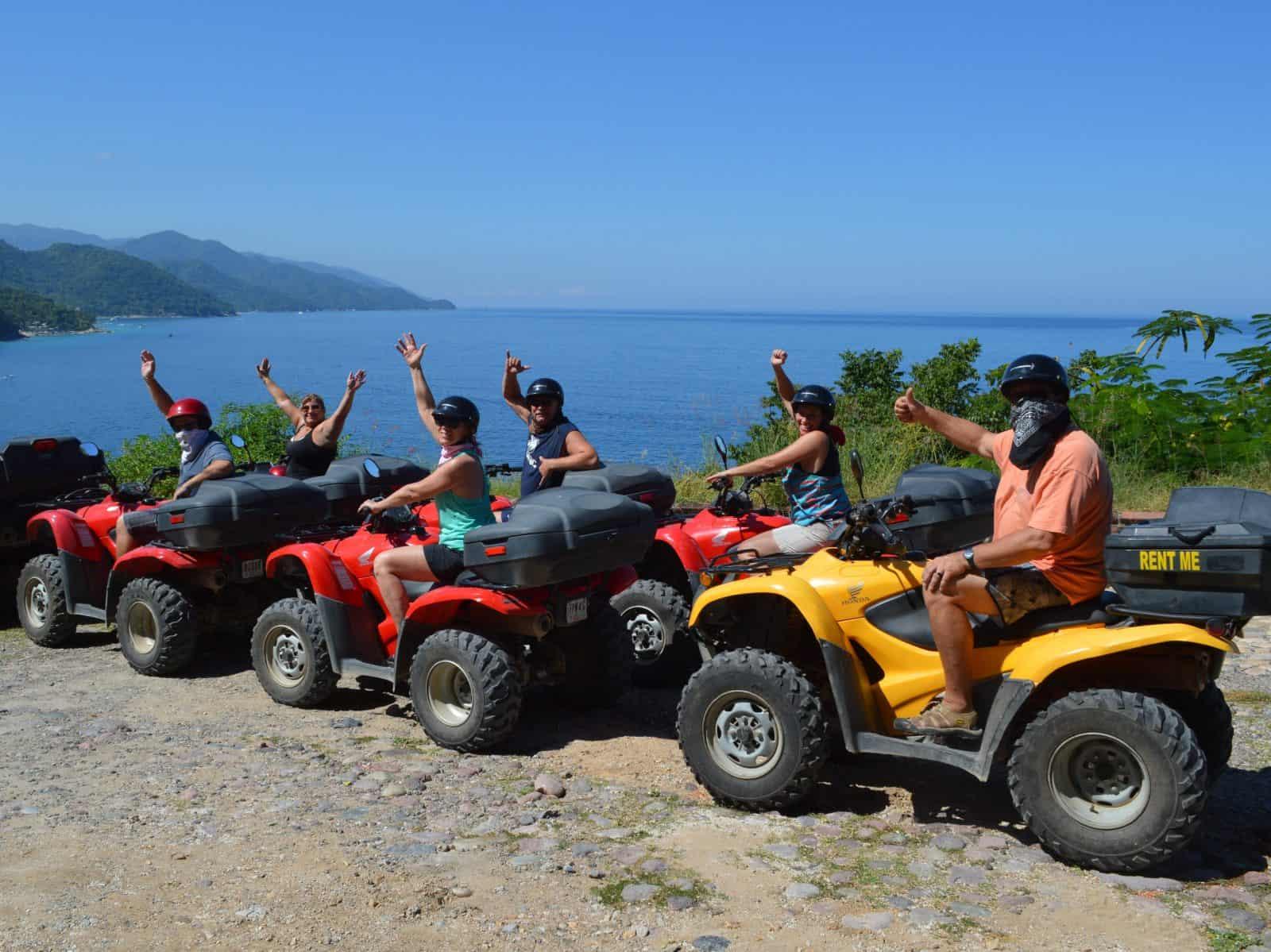 Estigo Tours ATV Tour in Puerto Vallarta