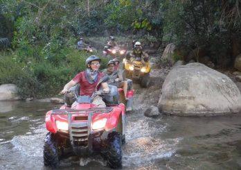 Rio Cuale Crossing ATV Tour in Puerto Vallarta