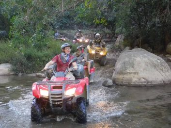 Rio Cuale Crossing ATV Tour in Puerto Vallarta