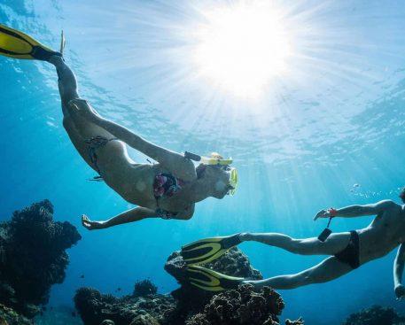 majahuitas snorkeling