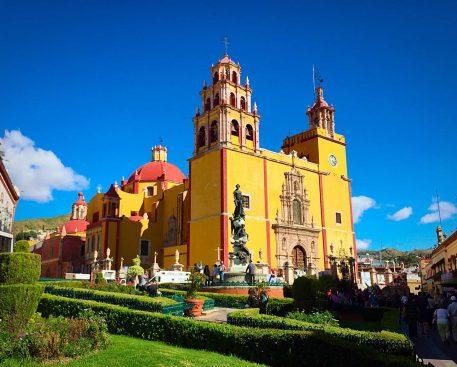 Guanajuato-basilica