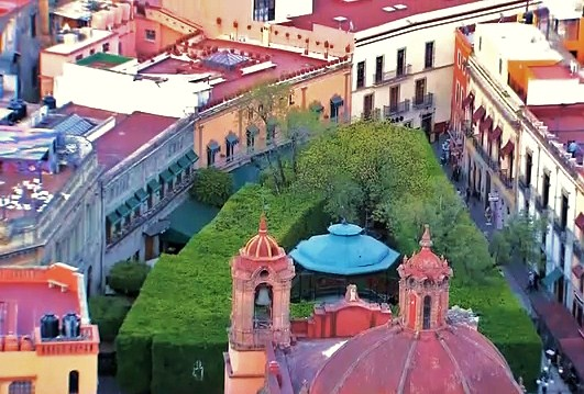 Tour de la ciudad historia de guanajuato estigo tours for 7 jardines guanajuato