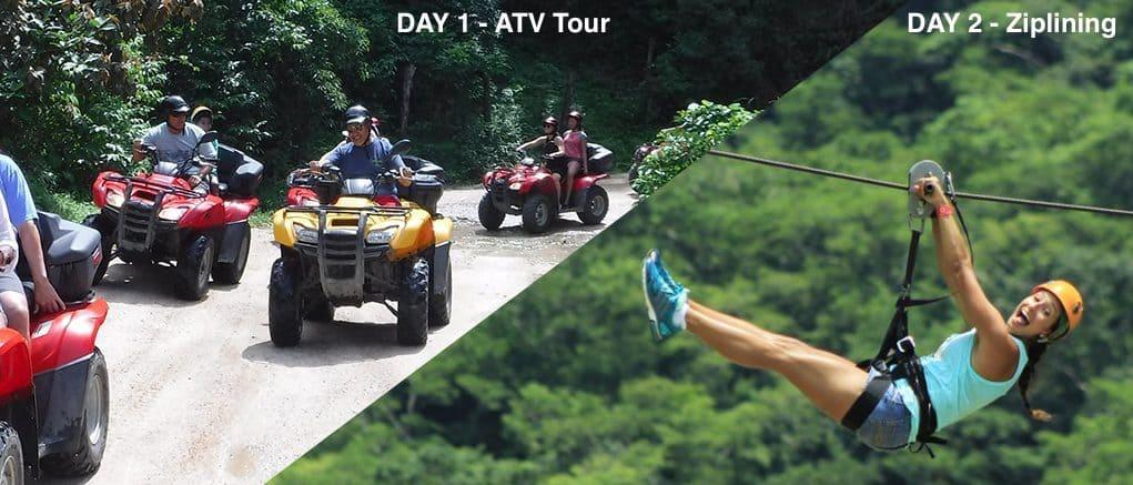 ATV Tours in Puerto Valllarta - Sierra Madre