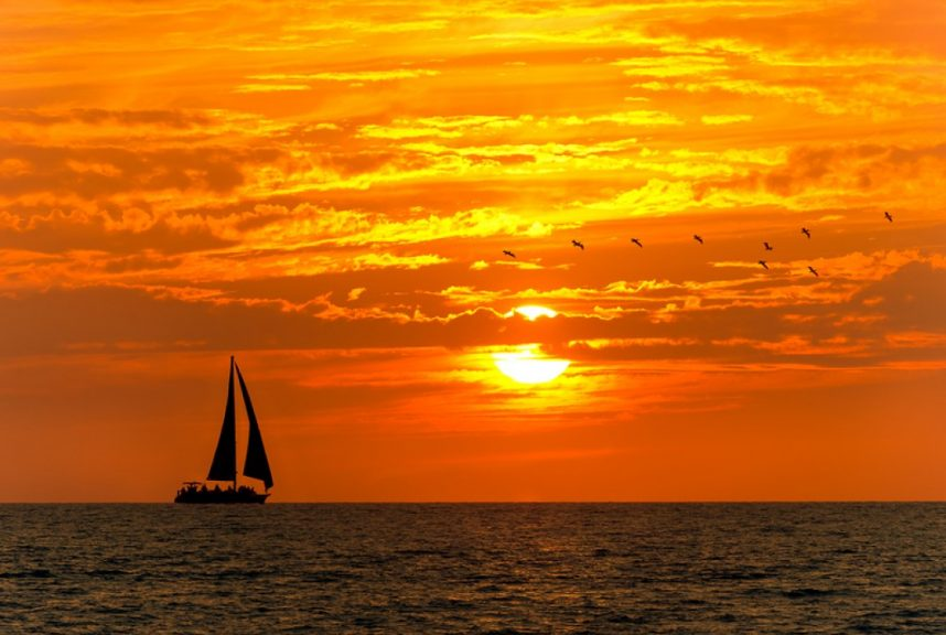 Sunset Sailing in Puerto Vallarta