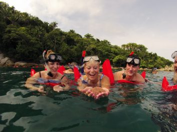 Private Boat Tours in Puerto Vallarta - SNORKEL