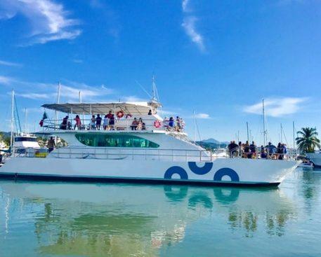 90 foot Catamaran