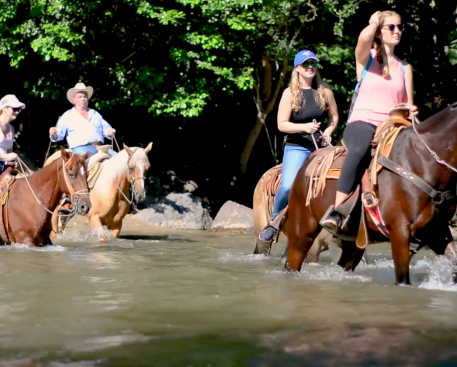 Horseback Riding from Puerto Vallarta
