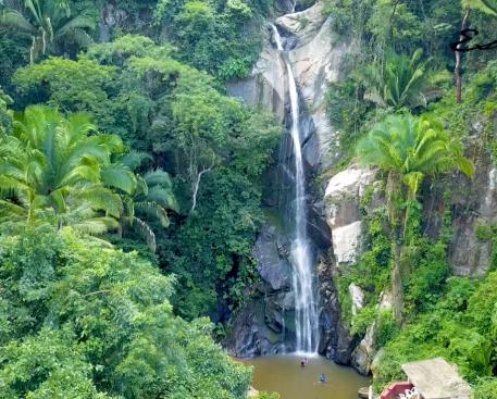 Yelapa Waterfal and Jungle