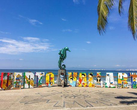 Caballito on the Malecon Puerto Vallarta