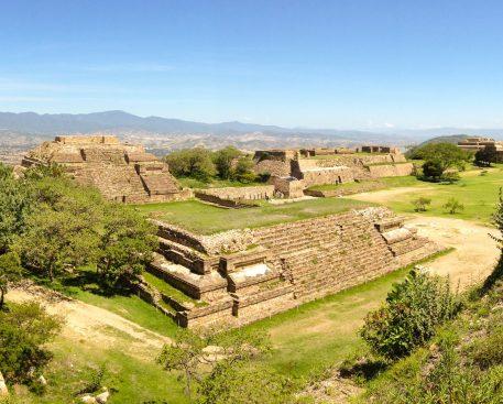 Monte Alban - ruinas zapotecas.2