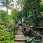 Bridge of Happiness on Jungle and Beach Hike