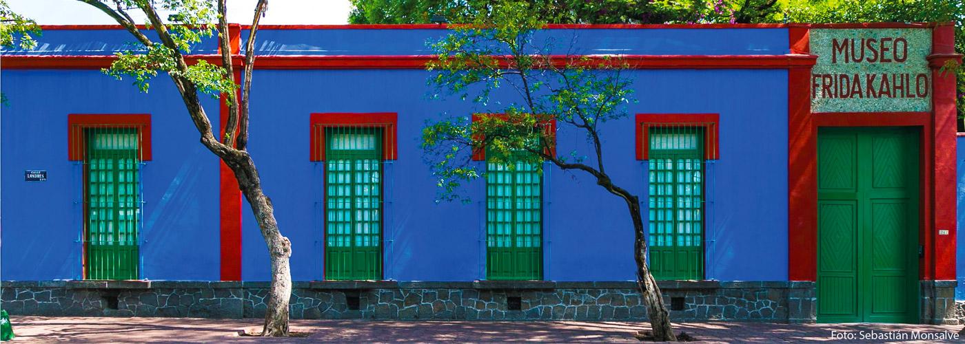 Estigo Private Tours Mexico City Coyoacan + Frida Kahlo Museum + Xochimilco 2