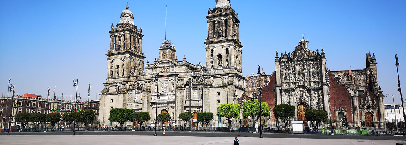 Estigo Private Tours Mexico City historic center tour + Templo mayor 1