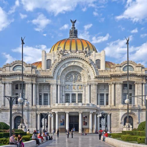 Estigo Private Tours Mexico City historic center tour + Templo mayor