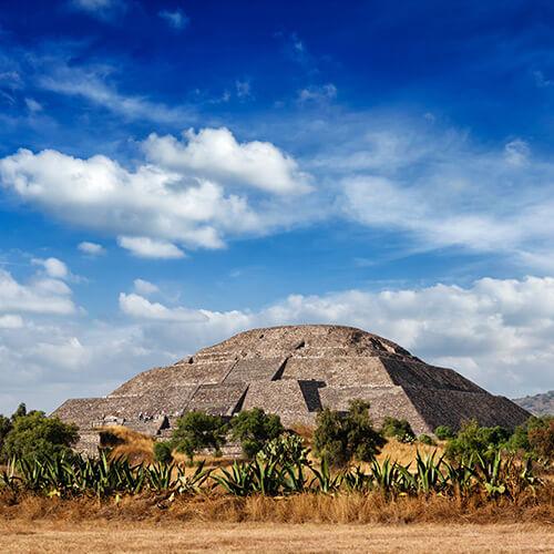 Estigo Private Tours Mexico City Piramids of teotihuacan + Basilica of guadalupe 4